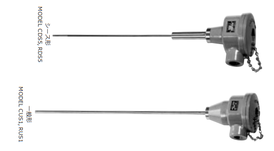 防爆型热电阻RTD RU,NRD